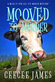 bargain ebooks Mooved to Murder Cozy Mystery by CeeCee James