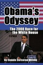 bargain ebooks Obama's Odyssey Historical Nonfiction by Connie Corcoran Wilson