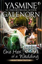 amazon bargain ebooks One Hex of a Wedding Cozy Mystery by Yasmine Galenorn