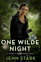 bargain ebooks One Wilde Night Action/Adventure by Jenn Stark