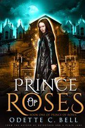 bargain ebooks Prince of Roses Fantasy by Odette C. Bell