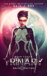 bargain ebooks Trinary Science Fiction by Gaja J. Kos