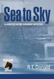 bargain ebooks Sea to Sky Mystery by R.E. Donald