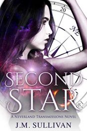 bargain ebooks Second Star: The Neverland Transmissions #1 Young Adult/Teen Pirate Adventure by J.M. Sullivan