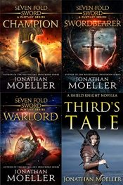 bargain ebooks Sevenfold Sword: Omnibus One Historical Fantasy by Jonathan Moeller