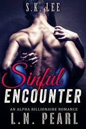 bargain ebooks Sinful Encounter Erotic Romance by L.N. Pearl & S.K. Lee