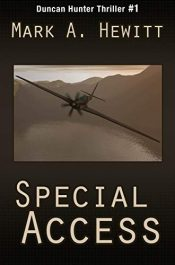 bargain ebooks Special Access Techno Thriller by Mark A. Hewitt
