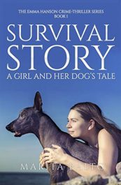 amazon bargain ebooks Survival Story: A Girl and Her Dog's Tale Action Thriller by Marita Balto