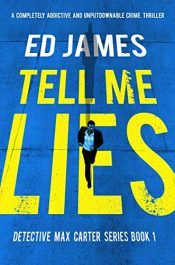 amazon bargain ebooks Tell Me Lies Financial Thriller by Ed James