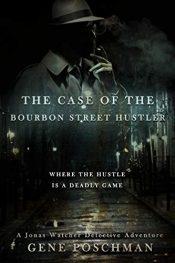bargain ebooks The Case of the Bourbon Street Hustler Historical Mystery by Gene Poschman