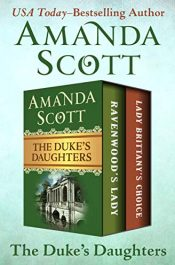 bargain ebooks The Duke's Daughters Historical Romance by Amanda Scott