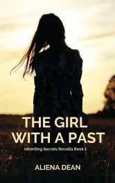 bargain ebooks The Girl With A Past Mystery by Aliena Dean