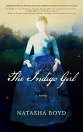 amazon bargain ebooks The Indigo Girl Historical Fiction by Natasha Boyd