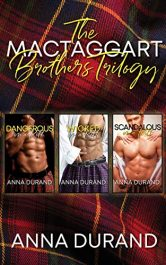 amazon bargain ebooks The MacTaggart Brothers Trilogy Erotic Romance by Anna Durand