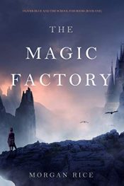 amazon bargain ebooks The Magic Factory Young Adult/Teen by Morgan Rice