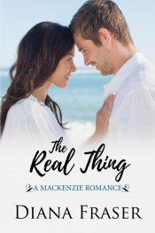 amazon bargain ebooks The Real Thing Contemporary Romance by Diana Fraser