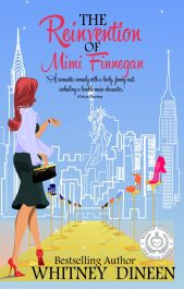 bargain ebooks The Reinvention of Mimi Finnegan Romance by Whitney Dineen