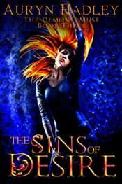 bargain ebooks The Sins of Desire Paranormal Romantic Fantasy by Auryn Hadley