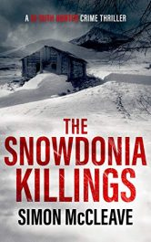 bargain ebooks The Snowdonia Killings Mystery Thriller by Simon McCleave
