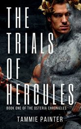 bargain ebooks The Trials of Hercules Historical Fantasy by Tammie Painter