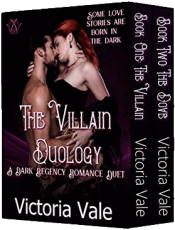 bargain ebooks The Villain Duology Erotic Romance by Victoria Vale