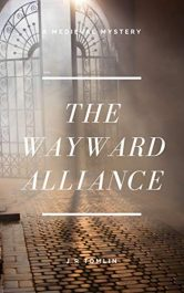 amazon bargain ebooks The Wayward Alliance Historical Mystery by J R Tomlin