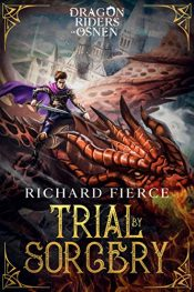 amazon bargain ebooks Trial by Sorcery Action Adventure Fantasy by Richard Fierce