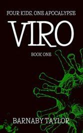 bargain ebooks VIRO Horror by Barnaby Taylor