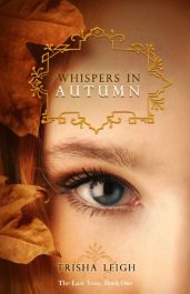 amazon bargain ebooks Whispers in Autumn Young Adult/Teen Science Fiction by Trisha Leigh