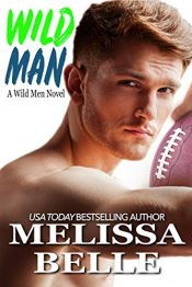 amazon bargain ebooks Wild Man Romance by Melissa Belle