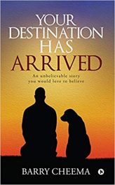 amazon bargain ebooks Your Destination Has Arrived Action Adventure by Barry Cheema