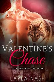 bargain ebooks A Valentine's Chase Paranormal Romance by Layla Nash