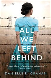 amazon bargain ebooks All We Left Behind Young Adult/Teen Historical Fiction by Danielle R. Graham