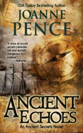 amazon bargain ebooks Ancient Echoes Horror by Joanne Pence
