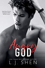 bargain ebooks Angry God Erotic Romance by Leigh Shen