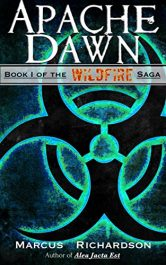 amazon bargain ebooks Apache Dawn Thriller by Marcus Richardson