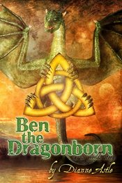amazon bargain ebooks Ben the Dragonborn Young Adult/Teen Fantasy by Kimberly Knight