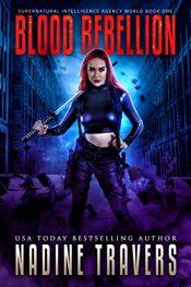 amazon bargain ebooks Blood Rebellion Fantasy Adventure by Nadine Travers