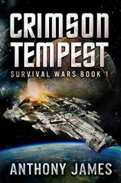 amazon bargain ebooks Crimson Tempest Science Fiction by Anthony James