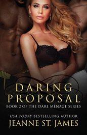 amazon bargain ebooks Daring Proposal Erotic Romance by Jeanne St. James