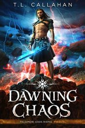 bargain ebooks Dawning Chaos Fantasy by T.L. Callahan