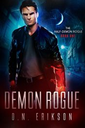 bargain ebooks Demon Rogue Dark Fantasy Horror by D.N. Erikson