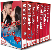 bargain ebooks Doctors in Love Contemporary Romance by Mimi Barbour