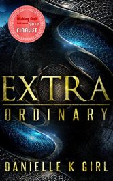 amazon bargain ebooks ExtraOrdinary Young Adult/Teen Science Fiction by Danielle K Girl