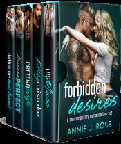 bargain ebooks Forbidden Desires Contemporary Romance by Annie J. Rose