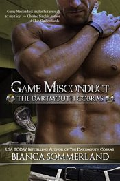 bargain ebooks Game Misconduct Erotic Romance by Bianca Sommerland