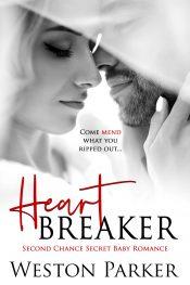 bargain ebooks Heartbreaker Contemporary Romance by Weston Parker