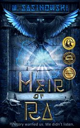 amazon bargain ebooks Heir of Ra Young Adult/Teen by M. Sasinowski
