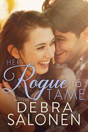 amazon bargain ebooks Her Rogue to Tame Romance by Debra Salonen