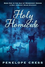 bargain ebooks Holy Homicide Mystery by Penelope Cress